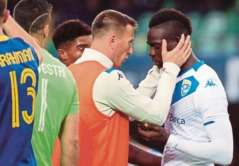 قدردانی بالوتلی از حامیانش پس از حمله نژادپرستانه هواداران هلاس ورونا
