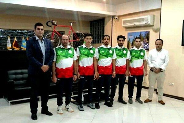 نمایندگان ایران راهی مسابقات تریال قهرمانی دنیا شدند