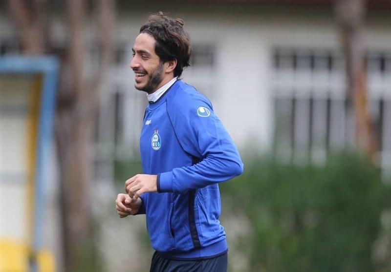 یزدانی: بابت عملکرد ضعیفم در بازی با تراکتور عذرخواهی می کنم، امیدوارم در لیست جدید تیم ملی باشم