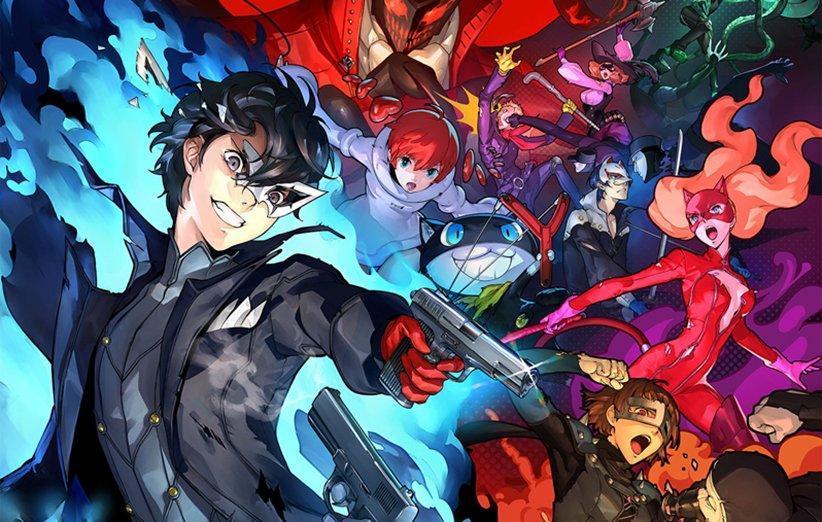اولین جزییات روند بازی Persona 5 Scramble منتشر شد