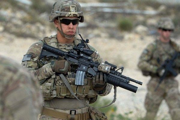حمله انتحاری به کاروان نظامیان آمریکایی در افغانستان
