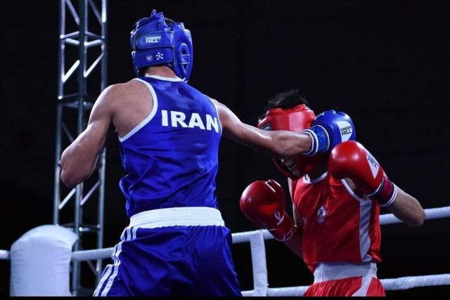 حذف همه بوکسورهای ایران از قهرمانی جوانان آسیا!