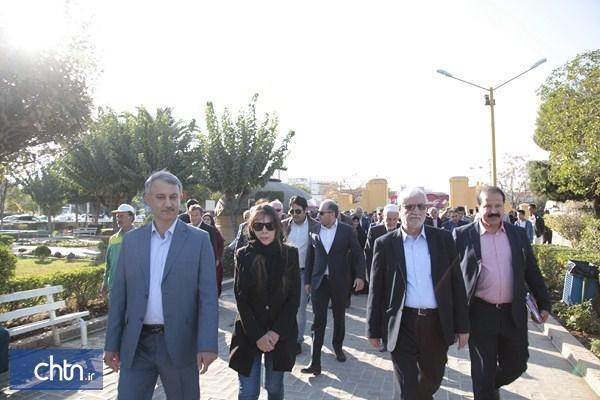 سفیران و کارداران 10 کشور از جاذبه های طبیعی و تاریخی گلستان بازدید کردند
