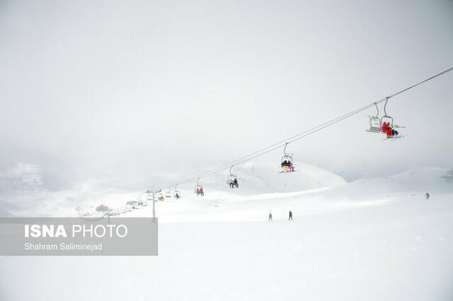 لغو افزایش 30 درصدی قیمت بلیت اسکی در توچال