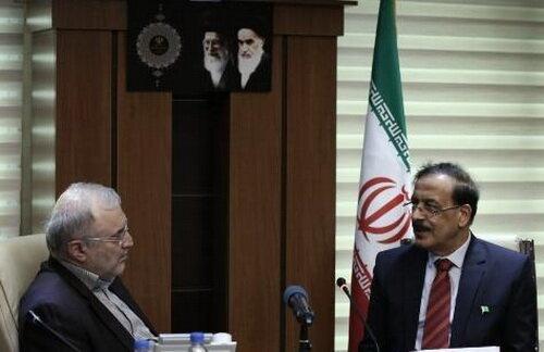 تعامل ایران و پاکستان برای ایجاد آزمایشگاه های کنترل و ایستگاه های قرنطینه بین مرزی