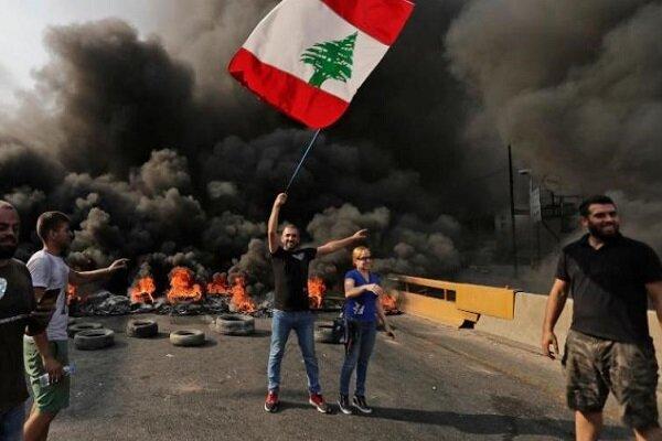 خودسوزی یک شهروند لبنانی در شهر طرابلس