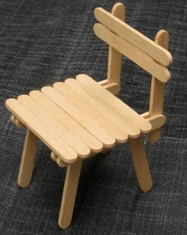ساخت کاردستی های خلاقانه با چوب بستنی
