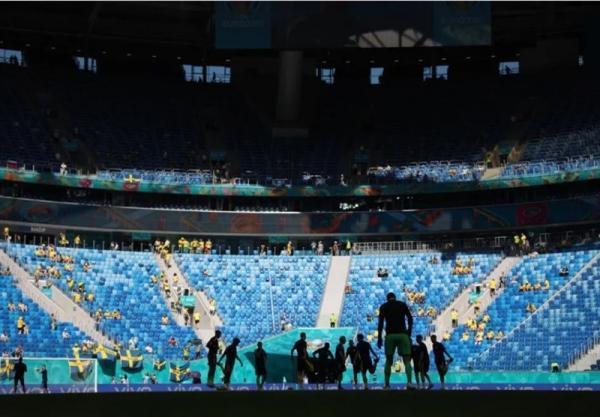 یورو 2020، رجحان سوئد مقابل اسلواکی در کرستوفسکی از دریچه دوربین